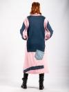 Kabát dlhý G017