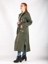 Kabát dlhý G020