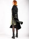 Kabát dlhý G021