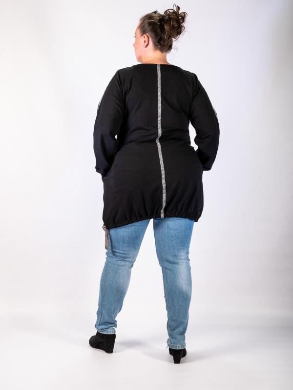 Mikinové šaty G045