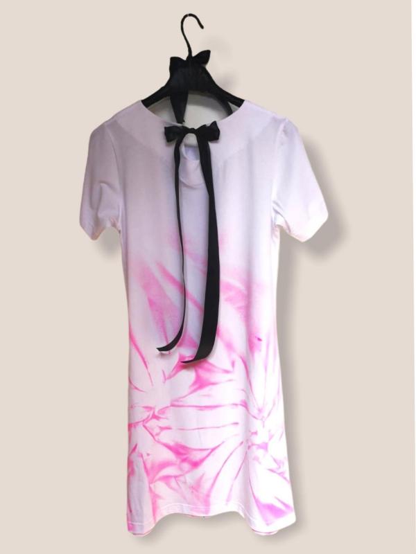 Dámske šaty ručne maľované A168
